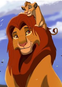 The Lion King! Walt Disney. Oh, I JUST CAN'T WAIT TO BE KING...