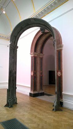 Souto de Moura Sensing Spaces, Royal Academy #RA #RoyalAcademy #architecture