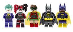 Produits dérivés : Cinq nouveaux réveils The LEGO Batman Movie: Si vous envisagez de vous mettre à l'heure du film The LEGO Batman… #LEGO