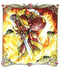 Rayearth - Magic Knight Rayearth #mecha