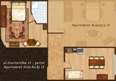 Apartament Szlachecki II  mapka naszego apartamentu w centrum Krakow przy ul. Starowiślnej 43. http://apartamenty-florian.pl/krakow/apartament-szlachecki-ii/