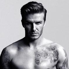 David Beckham oh yes!