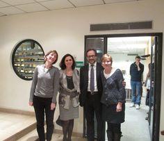 Nathalie Schwartz, Sarah Bordes, Frédéric Gulin, Susanne Horstmann