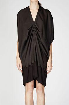 Religion | NIGHT DRESS JET BLACK_