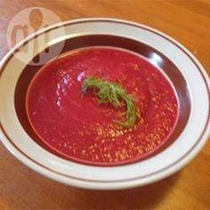 Borscht vegan @ de.allrecipes.com