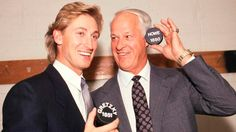 "NHL great Wayne Gretzky issued a statement Friday on the passing of Gordie Howe, calling Howe ""the greatest hockey player ever. Hockey Games, Ice Hockey, Hockey Mom, Montreal Canadiens, Nhl Highlights, Red Wings Hockey, Sports Personality, Wayne Gretzky, Nhl News"