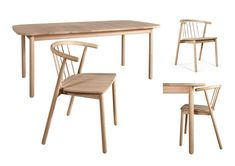 Møbelgalleriet AS :: Vang spisestue Montana Living, Panton Chair, Plank, Dining Chairs, Furniture, Design, Home Decor, Dinner Chairs