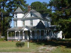 Incredible Victorian Home - Lewiston, Nc - Ahoskie North Carolina