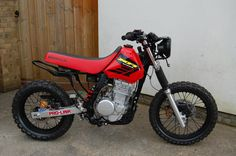 Would like to know the thoughts of you guys on which way to go next with my project, got a couple of options - 1 - 1980 (roughly) xl500s .....the