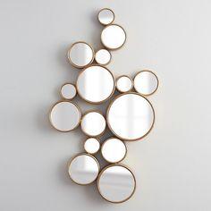 (24) Fancy - Bubbles Mirror