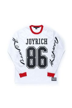 About to get this from JOYRICH online store!   COCA-COLA MESH LONG SLEEVE TEE / OFF WHITE #joyrich