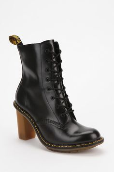 (want!) Dr. Martens Sadie Heeled Lace-Up Boot  #UrbanOutfitters