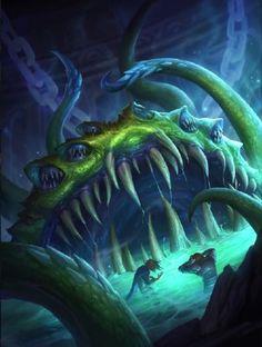 Yogg-Saron, Hope's End - Hearthstone: Heroes of Warcraft Wiki