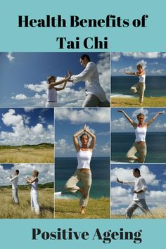The Health Benefits of Tai Chi for Positive Ageing We all know about the importance of exercise – especially as we are living longer and w. Calendula Benefits, Matcha Benefits, Coconut Health Benefits, Qi Gong, Pranayama, Aikido, Karate, Benefits Of Tai Chi, Heart Attack Symptoms