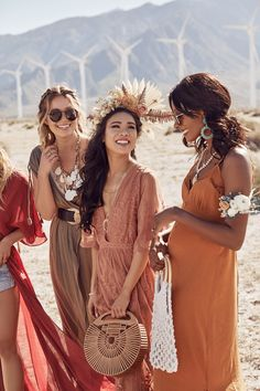 VICI Vibes :: Palm Springs Coachella-Inspired Outfits ...