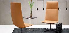 Design-Toimistotuolit Catifa Sensit, valmistanut Arper, design Lievore Altherr Molina
