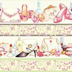 zapatos carteras y perfumes
