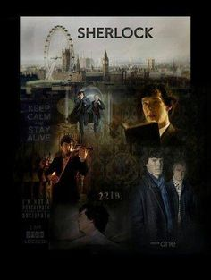 Awesome show and Benedict is amazing as Sherlock!!