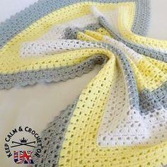 The superbly simple baby blanket is here! New free #crochetpattern on my blog https://keepcalmandcrochetonuk.wordpress.com/ #instacrochet #crochetersofinstagram #crochet #stylecraftspecialdkyarn #yarnaddict #kcacouk #keepcalmandcrochetonuk