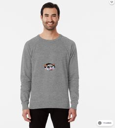 Funny rat Lightweight Sweatshirt Funny Rats, French Terry, Vintage Inspired, Sweatshirts, Tees, Long Sleeve, Fabric, Mens Tops, Cotton