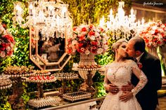 decoração casamento clássico - Pesquisa Google