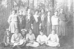 """""""On March 12, 1912 Juliette Gordon Low started the first Girl Scout group in Savannah Georgia with 18 girls. The Girls Scouts became a national organization, and was was chartered by the U.S. Congress on March 16, 1950. Today, there are millions of girls involved with Girl Scouts."""""""