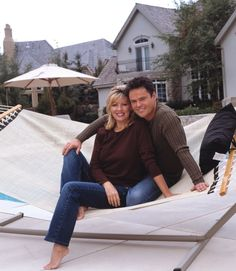 Donny Osmond and wife