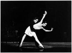 Marcia Haydée, Stuttgarter Ballett John Neumeier, Hamburger Ballett. »