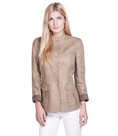 Dubarry Malahide Linen Jacket