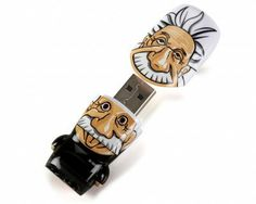 Einstein Flash Drive - pen usb drive - Rs.1499 : Gifts to India - buy online