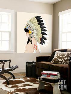 New Mexico Loft Art by Charmaine Olivia at Art.com