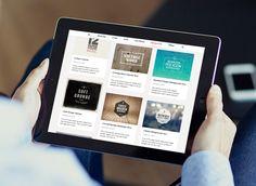 iPad Photo MockUp | GraphicBurger