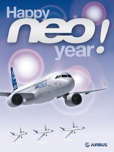 [Airbus] Happy Neo Year!