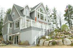 Amazing Northern Michigan Homes: Spider Lake Home - Northern Michigan's News Leader