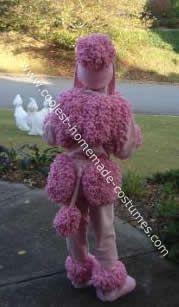 Coolest Poodle Costume & Another poodle costume idea | Misc Kid Ideas | Pinterest | Poodle ...