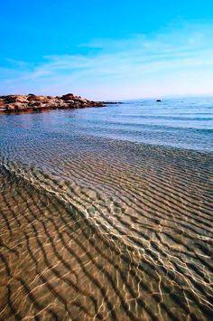 Macedonia Happy Sunday from   Albania, Bulgaria, Greek Sea, Halkidiki Greece, Places In Greece, Greece Islands, Greece Travel, Beautiful Beaches, Strand