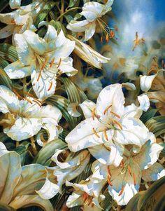 Art - Darryl Trott - Paintings - Beautiful