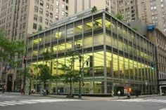 510 FIFTH AVENUE designed by Gordon Bunshaft, opened in 1954, renovated 2012