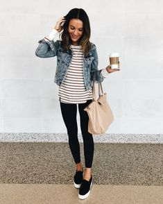 Clothes Fall Casual - 57 Cozy Fall Outfit For Women Every Day. Source by everydaykatemay fashion casual everyday Black Women Fashion, Latest Fashion For Women, Look Fashion, Autumn Fashion, Fashion Outfits, Womens Fashion, Feminine Fashion, Spring Fashion, Fashion Ideas