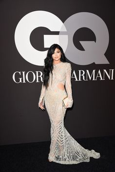 Kylie Jenner Photos: GQ and Giorgio Armani Grammy Afterparty