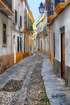 Calles de la Judería.