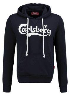 #Carlsberg #FelpaUomo #ProdottiDiClasse - Felpa con cappuccio per l'inverno al prezzo migliore del web abbigliamento uomo, donna e bambino