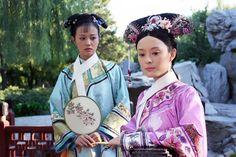 Sun Li(Zhen Huan) in Legend of Zhen Huan(Empresses In The Palace,甄嬛传).