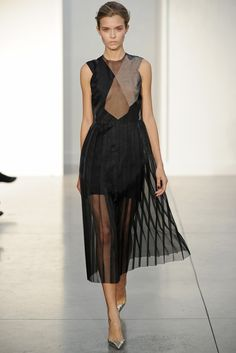 Barbara Casasola RTW Spring 2014 [Photo by Giovanni Giannoni]