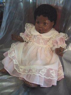 Black Baby Dolls, Black Babies, Iron Coffee Table, Vintage Black, Black And Brown, Brooklyn, Flower Girl Dresses, Wedding Dresses, Board