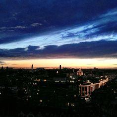 London sunset - @warsaan11- #webstagram