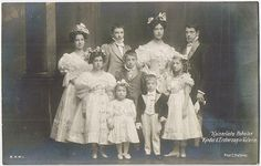 Grandchildren of Empress Elisabeth of Austria