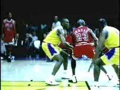 "Michael Jordan ""Frozen Moment"" Nike Commercial"