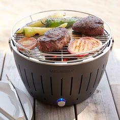 Travel grill - cool!