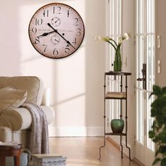 wall clocks and modern wall decorating ideas